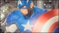 Morrigan and Captain America in Marvel vs. Capcom: Infinite images image #3