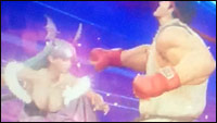 Morrigan and Captain America in Marvel vs. Capcom: Infinite images image #5