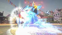 Pokkén Tournament Empoleon Trailer image #4