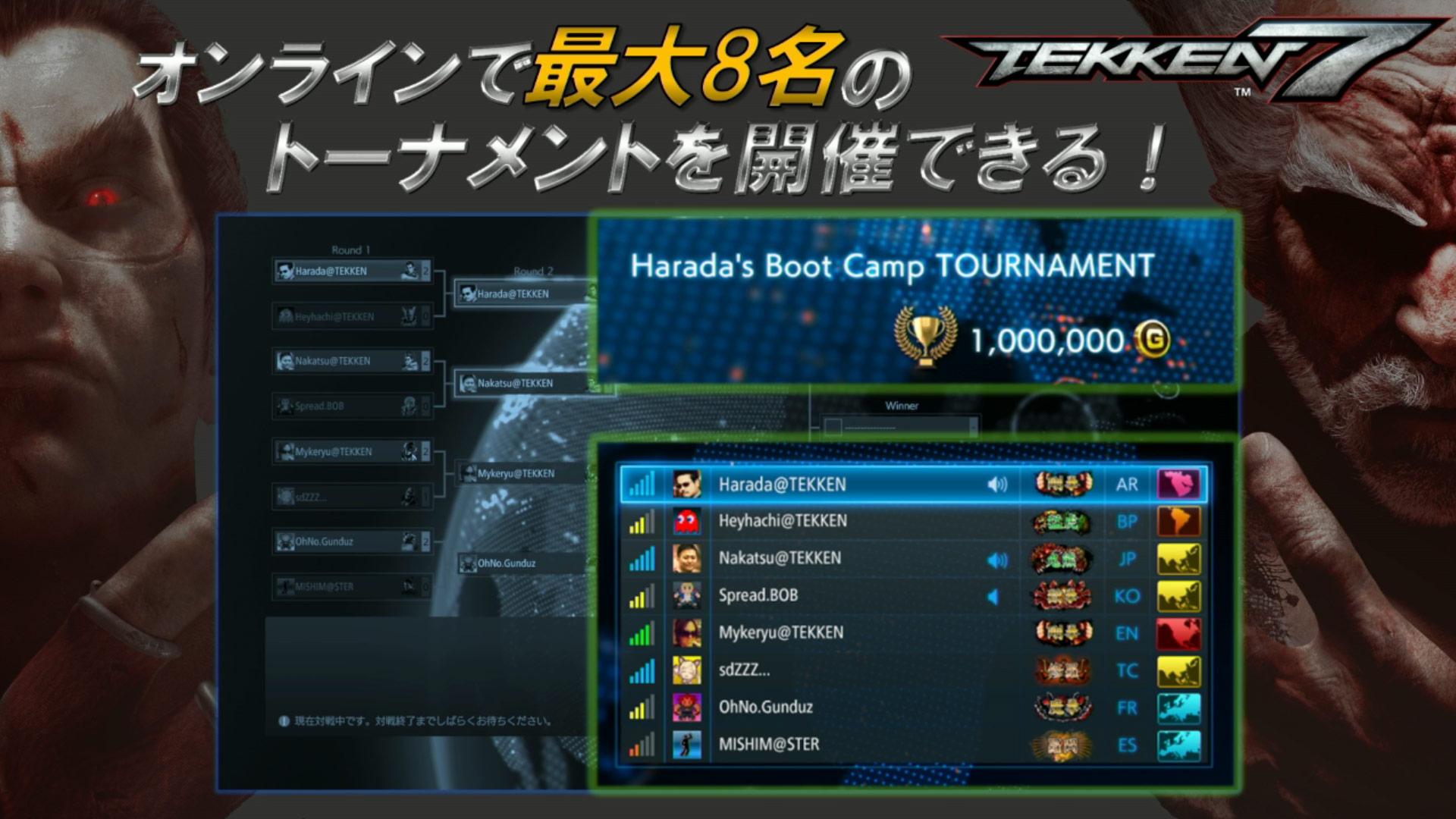 Tekken 7: Fated Retribution Kuma & Panda Reveal 6 out of 6 image gallery