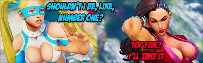 Which Street Fighter 5 Characters Perform The Best Online V