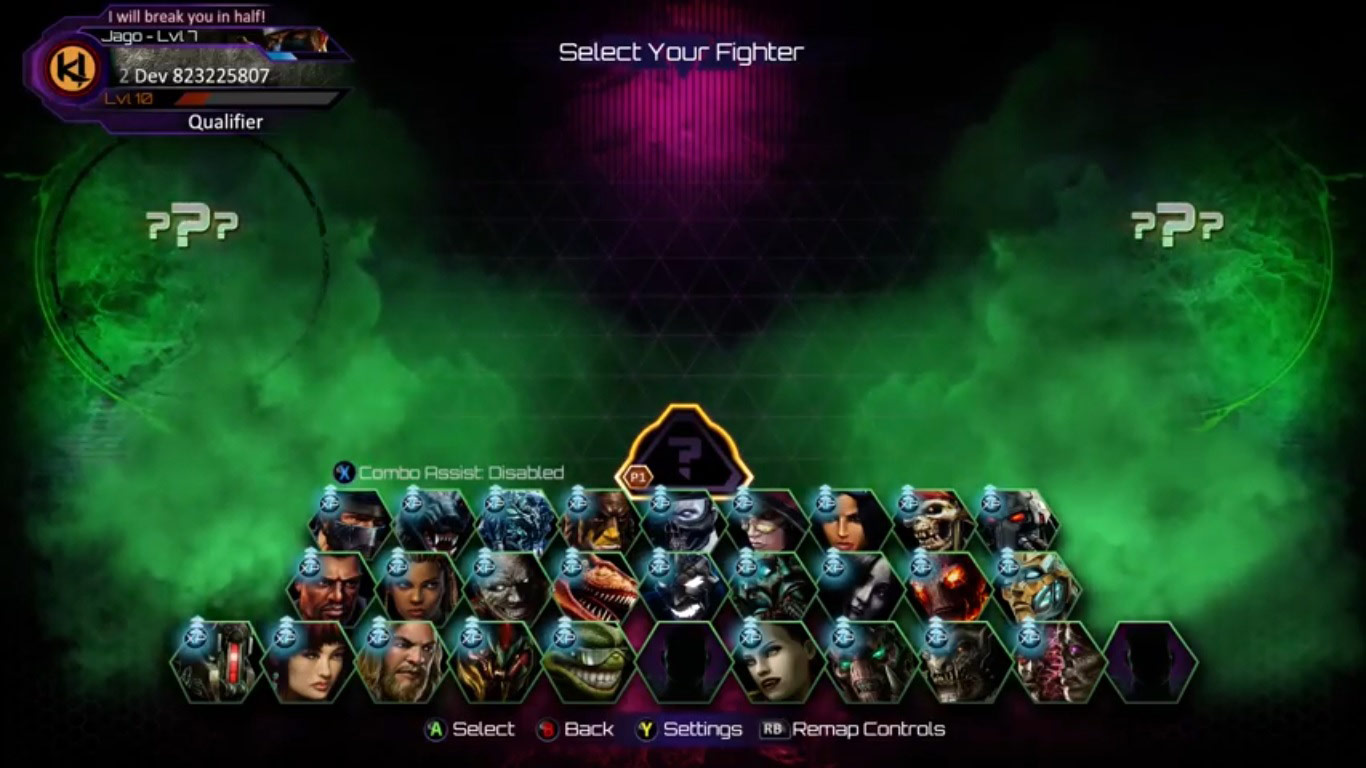 Killer Instinct's newest character: Kilgore 1 out of 9 image gallery