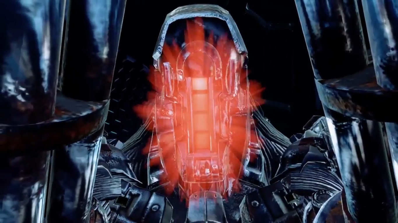 Killer Instinct's newest character: Kilgore 3 out of 9 image gallery