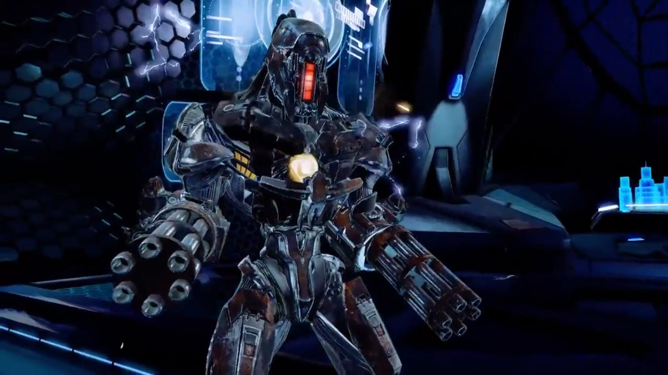 Killer Instinct's newest character: Kilgore 5 out of 9 image gallery
