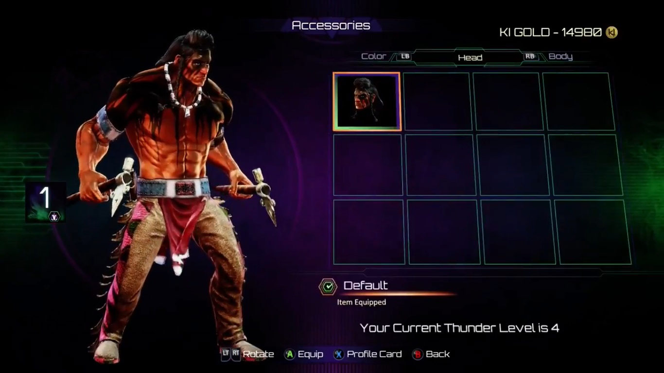Killer Instinct's newest character: Kilgore 7 out of 9 image gallery