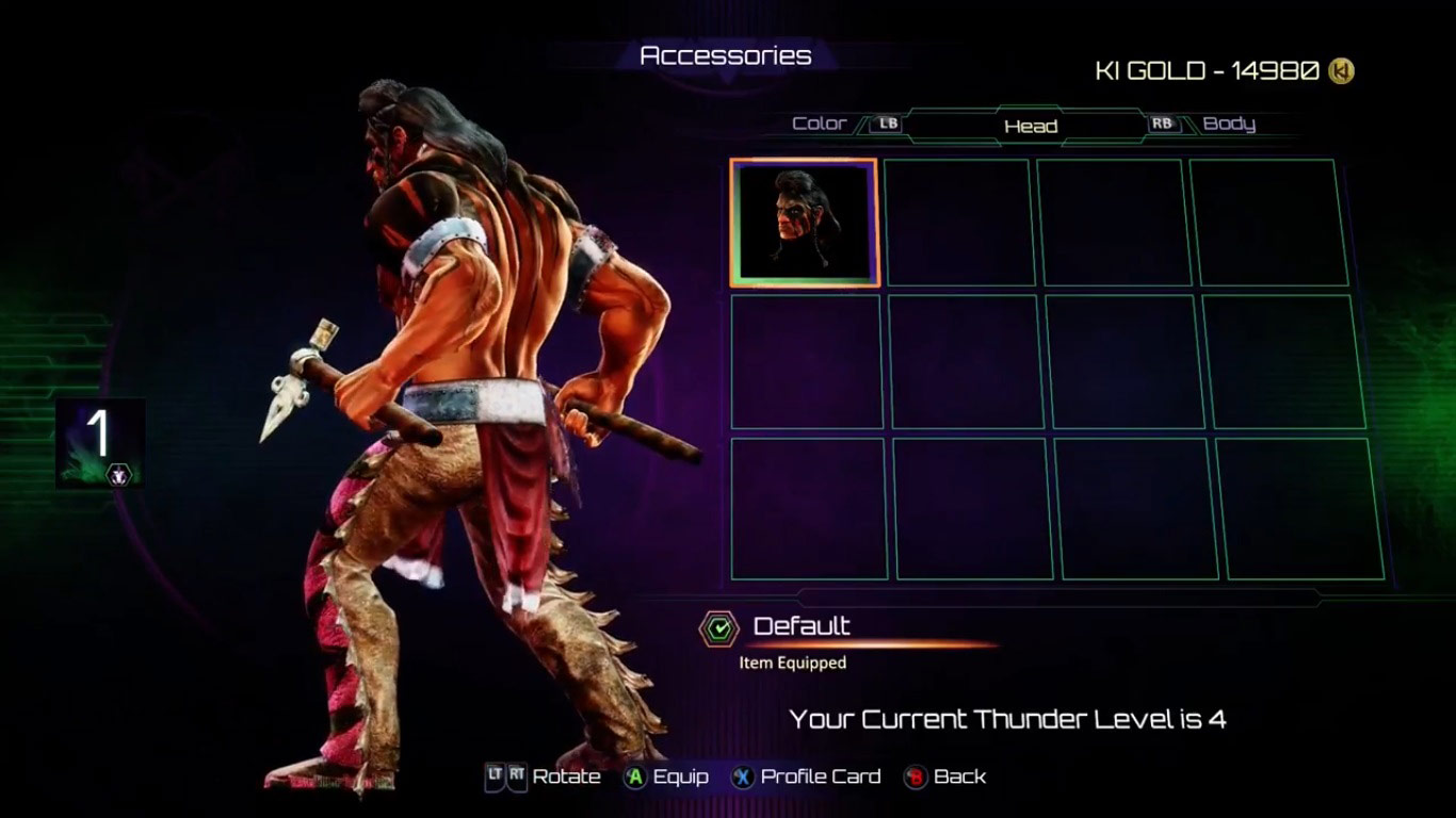 Killer Instinct's newest character: Kilgore 8 out of 9 image gallery