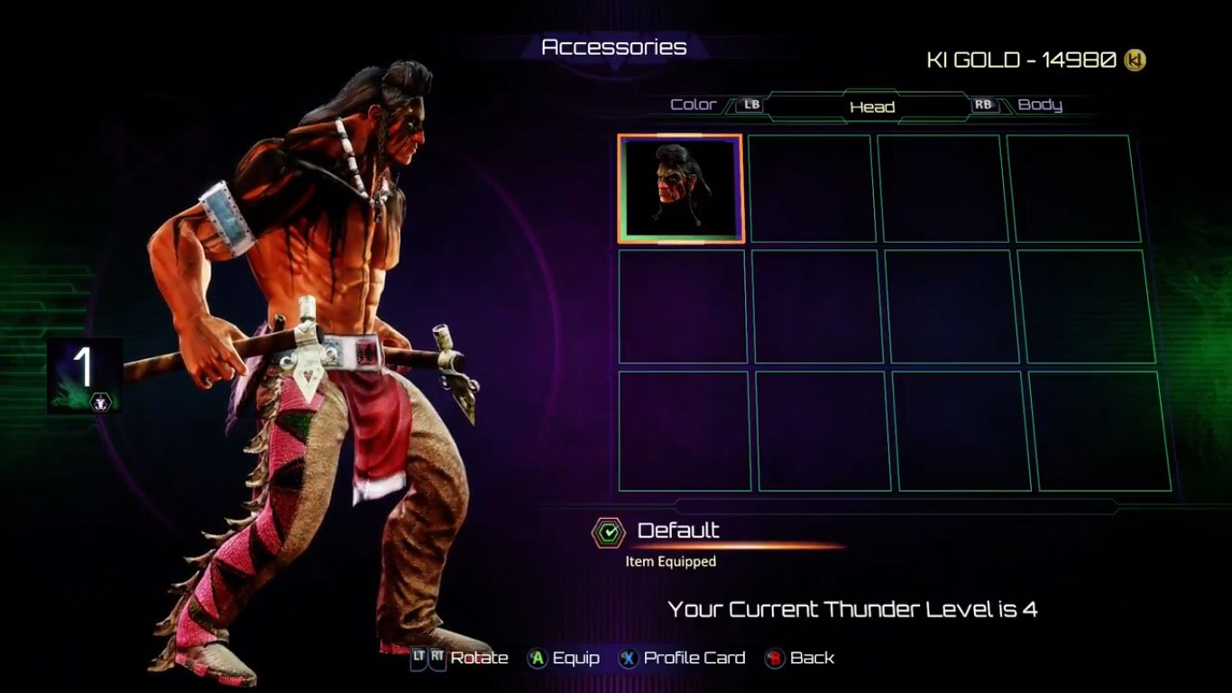 Killer Instinct's newest character: Kilgore 9 out of 9 image gallery