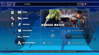 Street Fighter 5's 1.08 update now available for download image #15