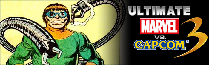 Doc Ock even had his theme song completed for MvC3? Niitsuma
