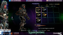 Kilgore's colors and accessories shown image #1