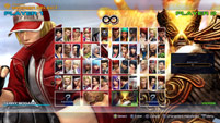 King of Fighters 14 1.10 graphics update image #3