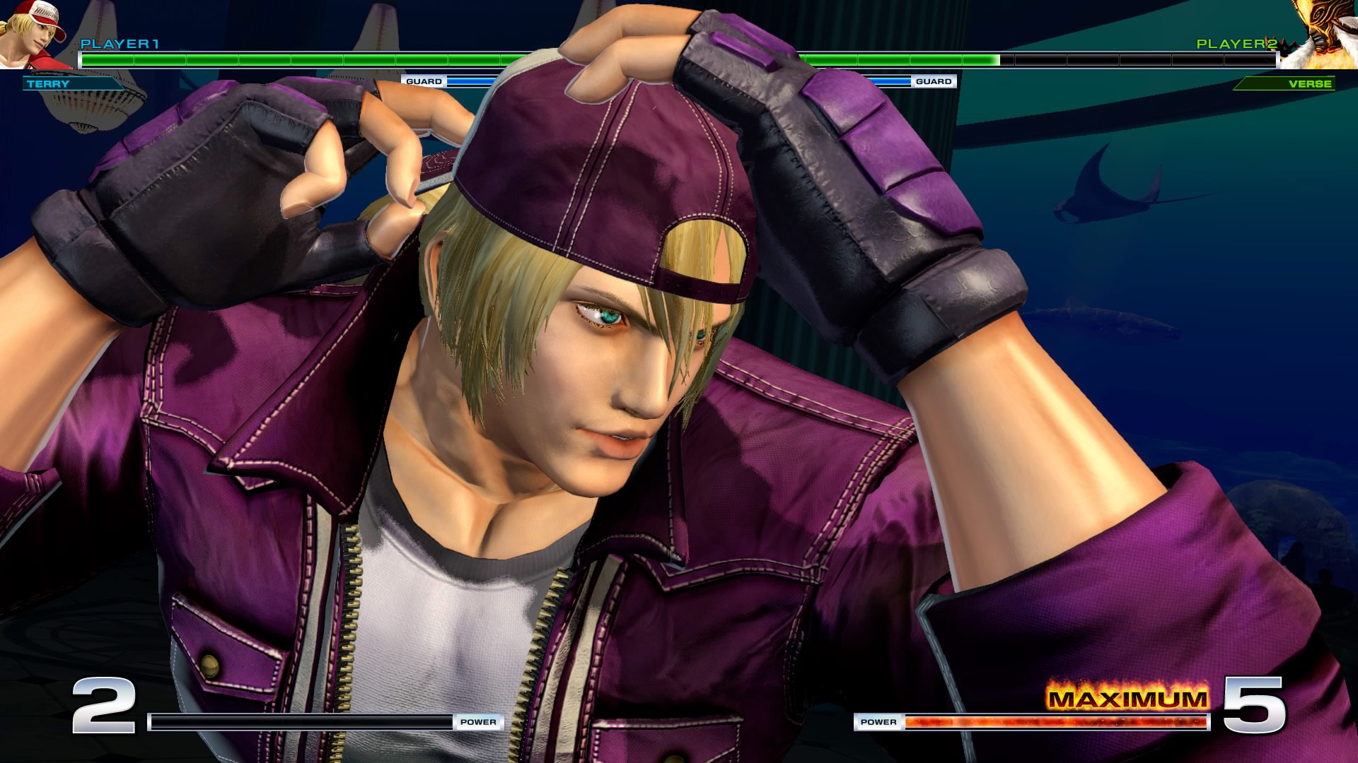 King of Fighters 14 1.10 graphics update 5 out of 60 image gallery