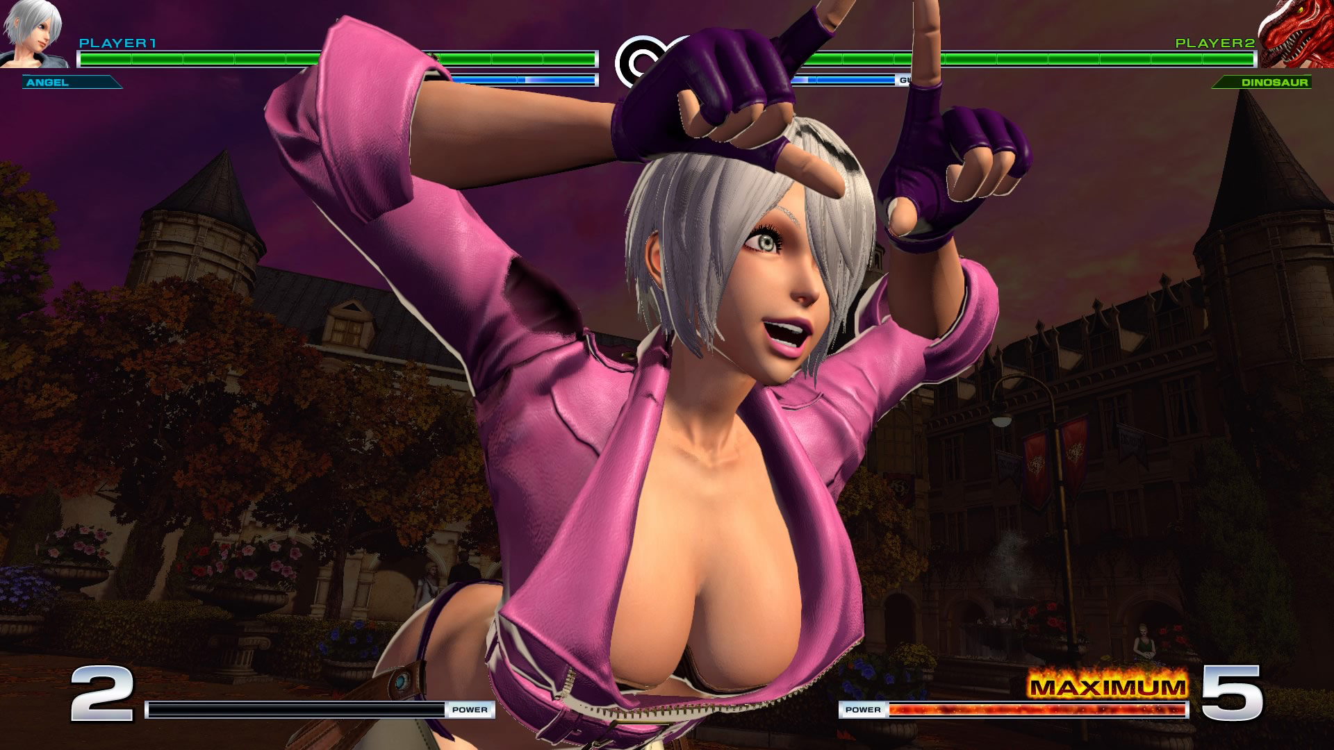 King of Fighters 14 1.10 graphics update 8 out of 60 image gallery