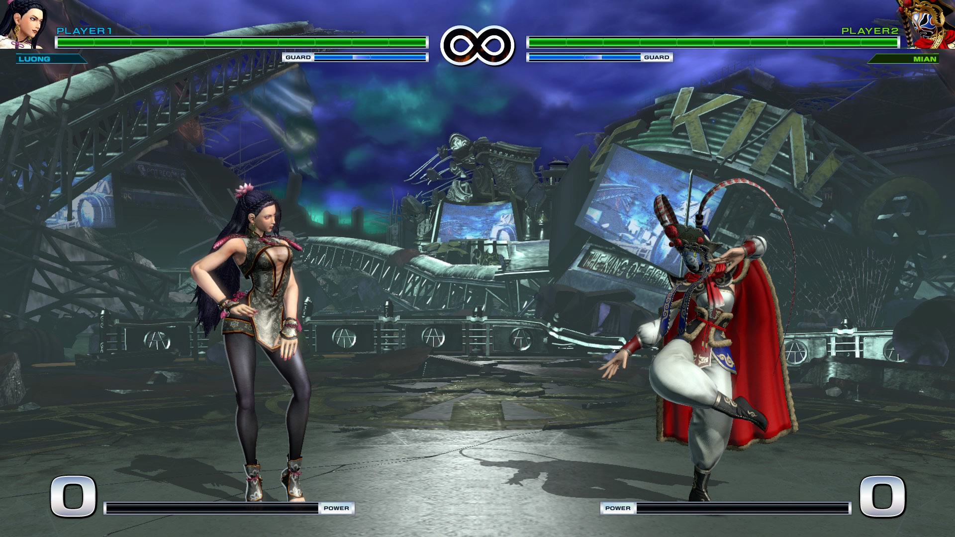 King of Fighters 14 1.10 graphics update 11 out of 60 image gallery