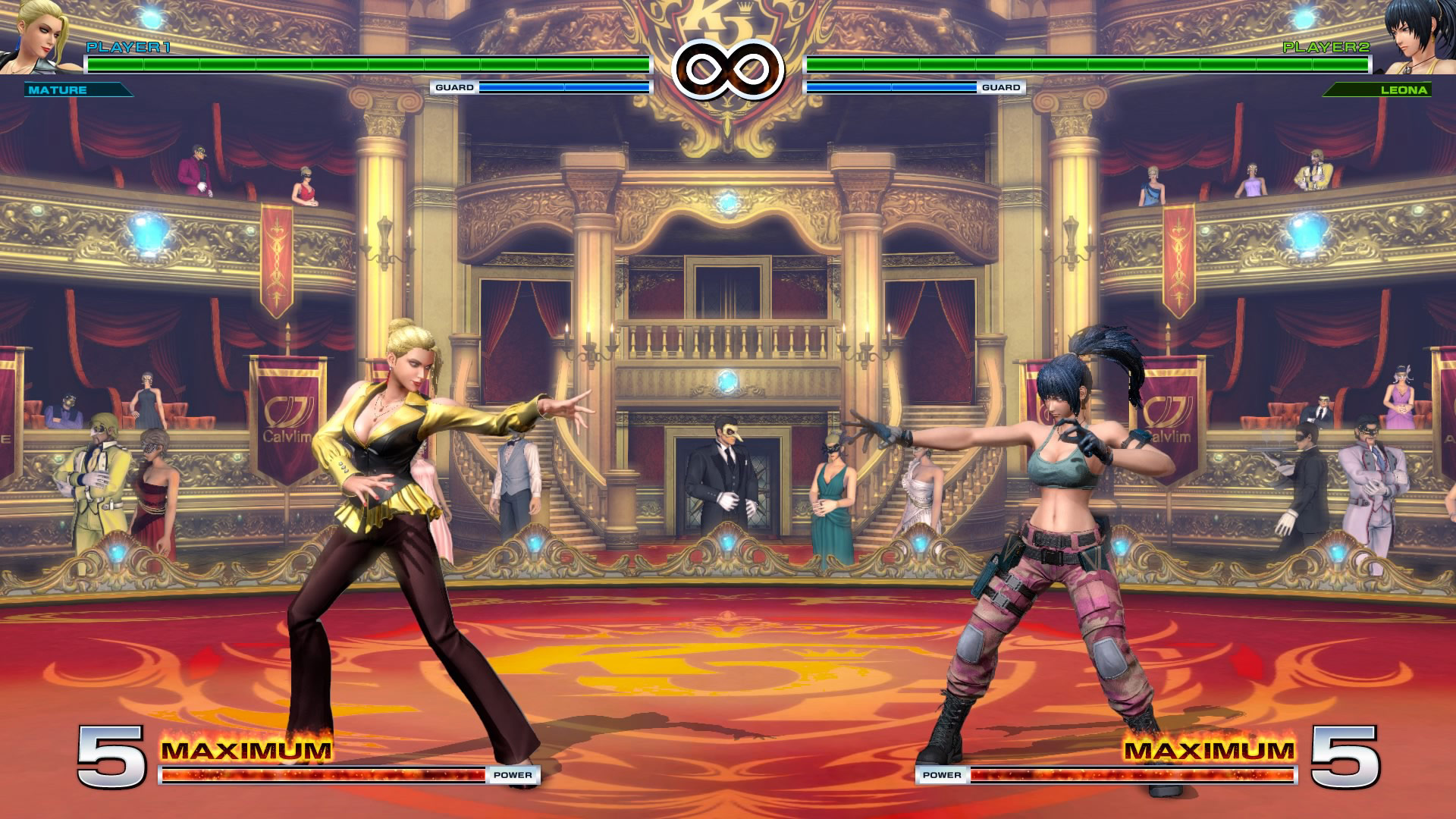 King of Fighters 14 1.10 graphics update 13 out of 60 image gallery
