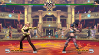 King of Fighters 14 1.10 graphics update image #13