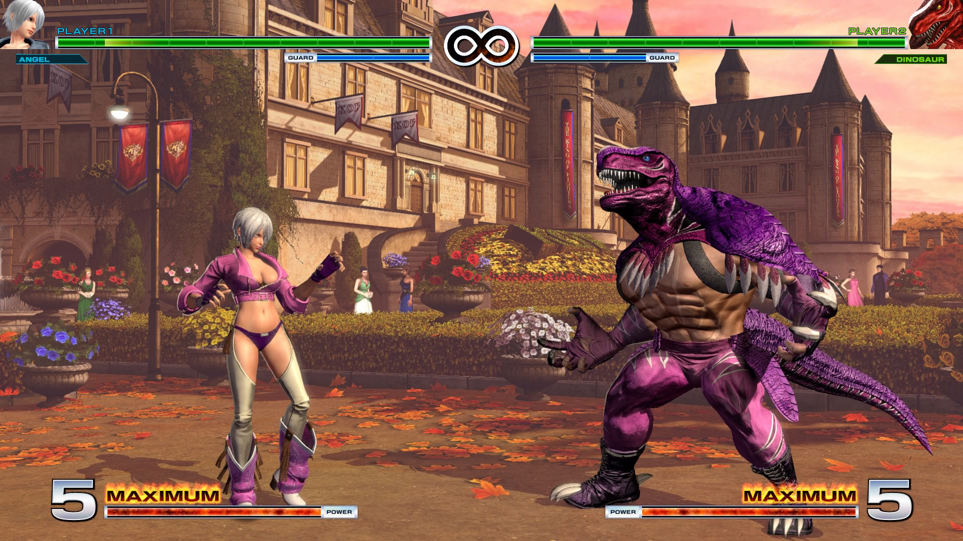 King of Fighters 14 1.10 graphics update 14 out of 60 image gallery