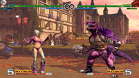 King of Fighters 14 1.10 graphics update image #14