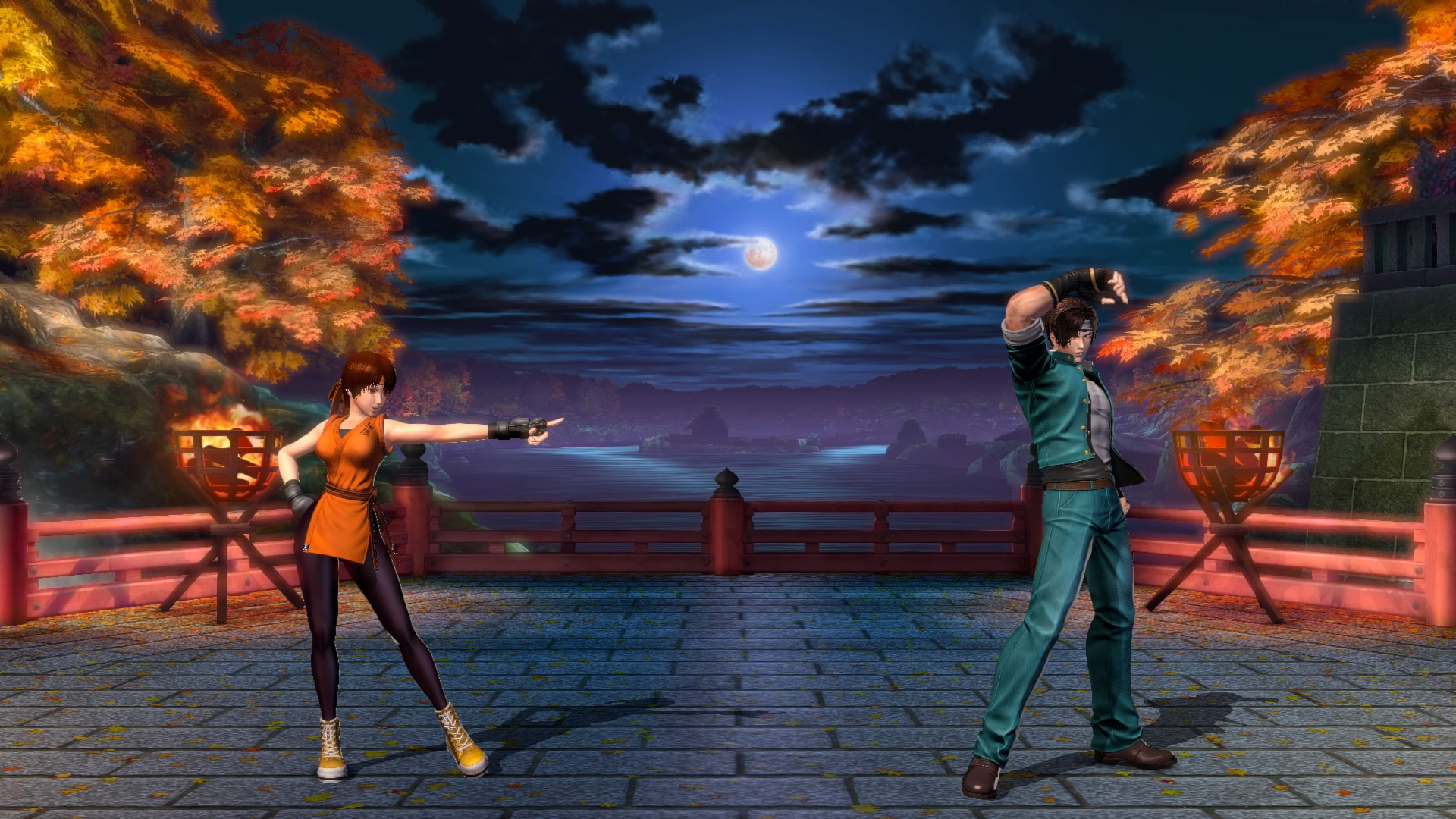 King of Fighters 14 1.10 graphics update 15 out of 60 image gallery