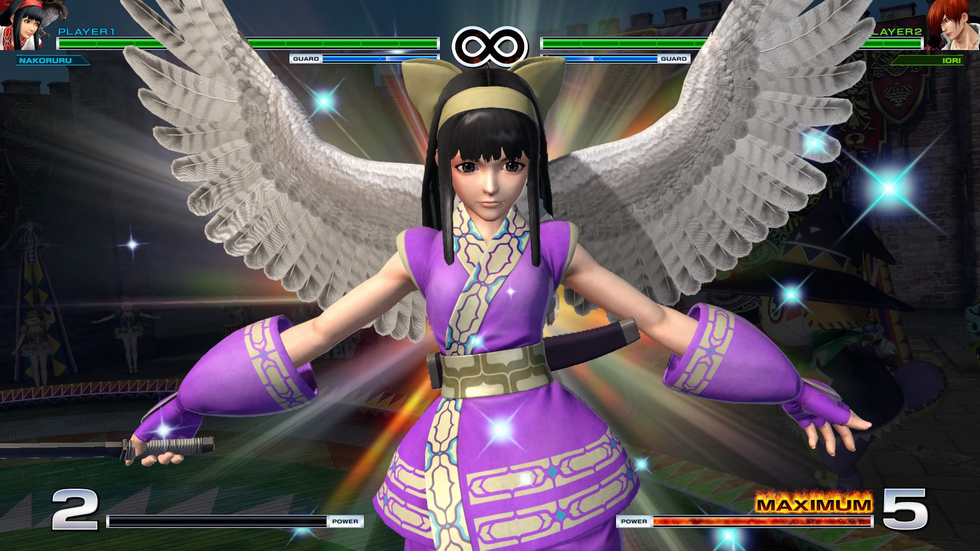 King of Fighters 14 1.10 graphics update 16 out of 60 image gallery