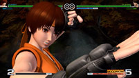 King of Fighters 14 1.10 graphics update image #22