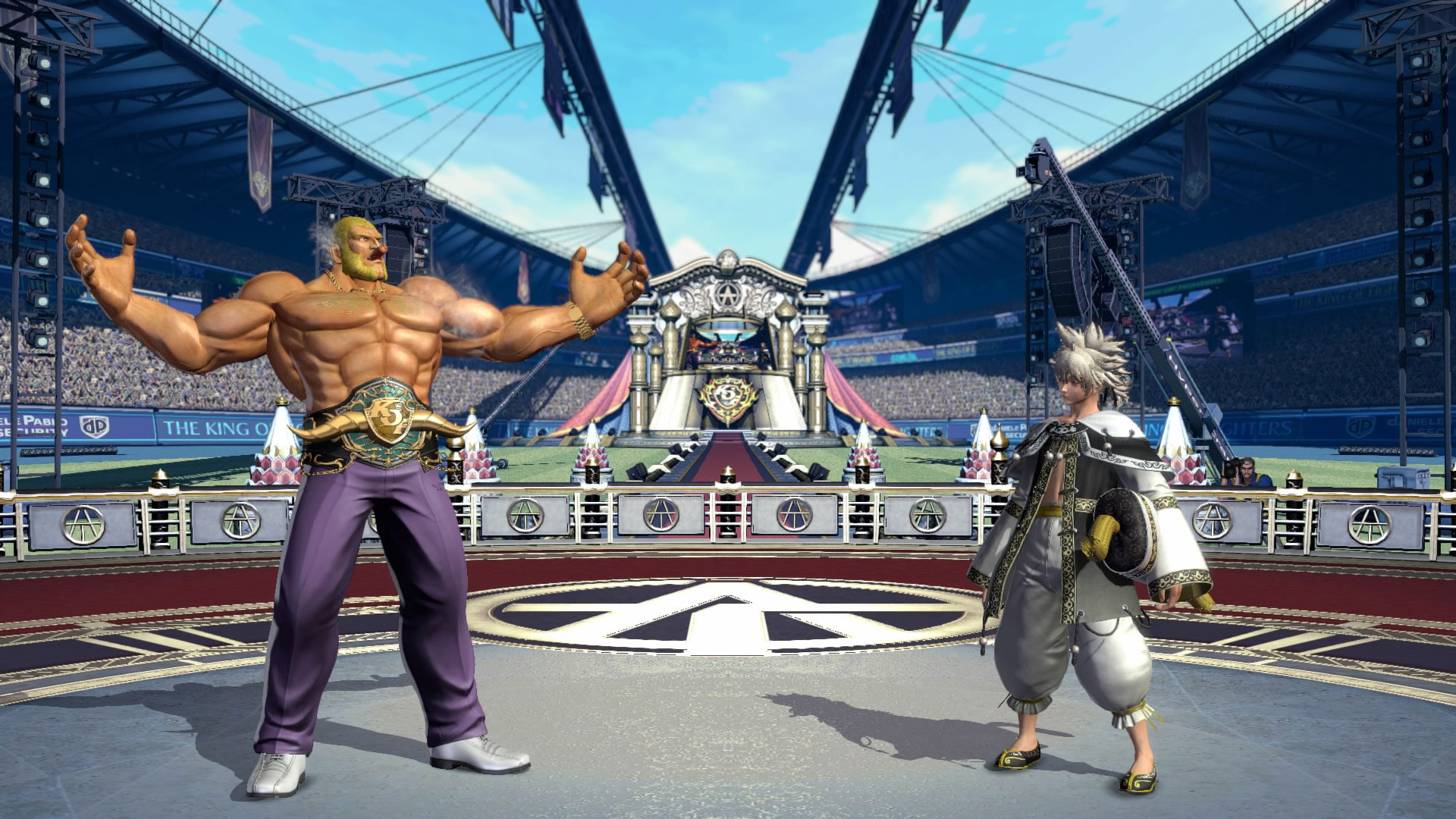 King of Fighters 14 1.10 graphics update 24 out of 60 image gallery