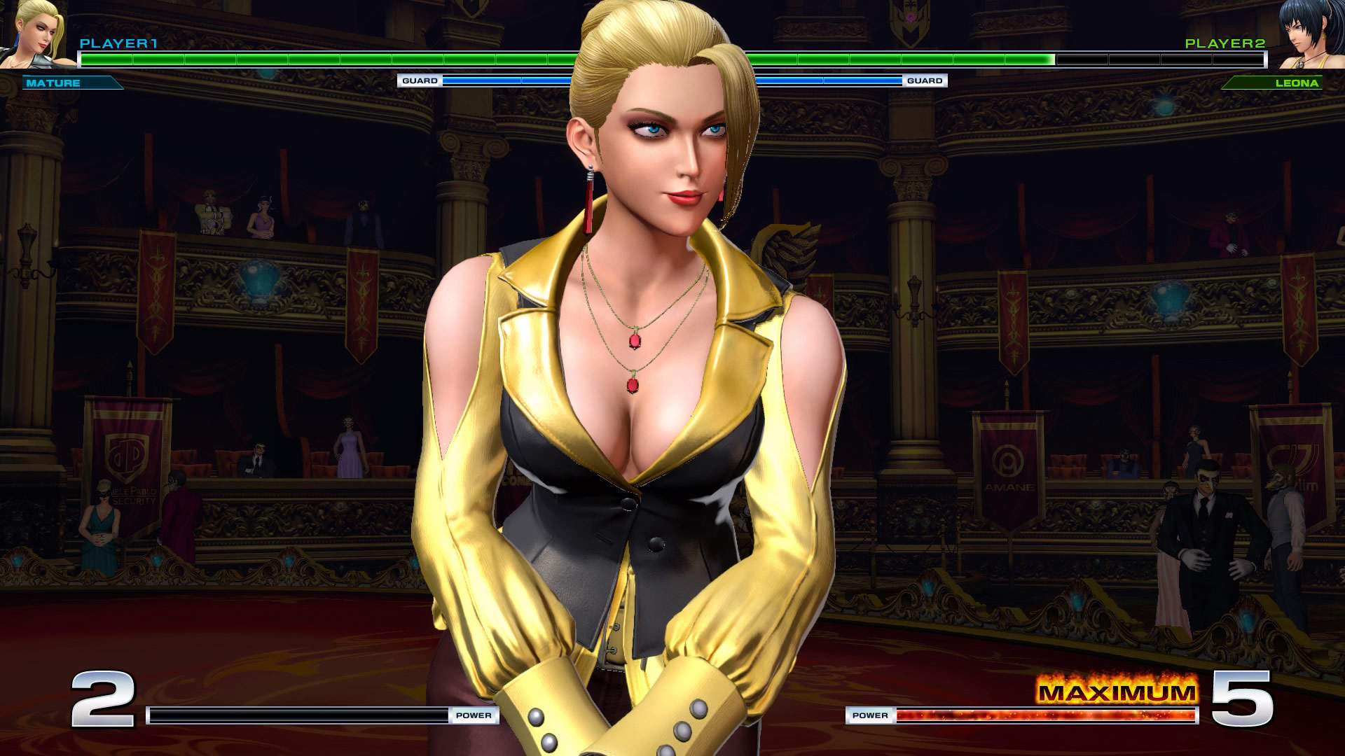 King of Fighters 14 1.10 graphics update 25 out of 60 image gallery