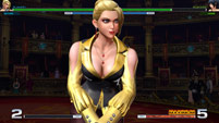 King of Fighters 14 1.10 graphics update image #25
