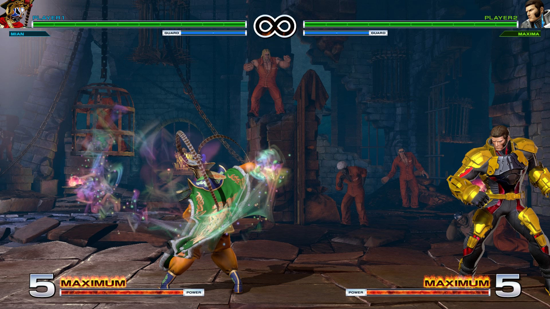 King of Fighters 14 1.10 graphics update 29 out of 60 image gallery