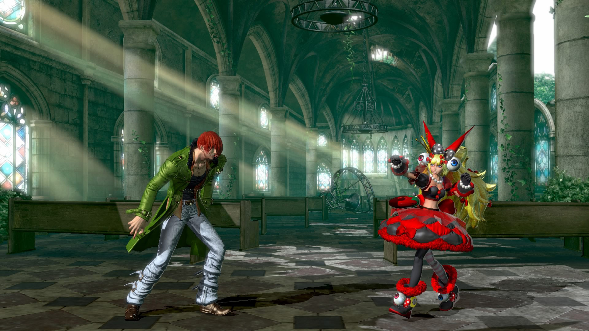 King of Fighters 14 1.10 graphics update 30 out of 60 image gallery