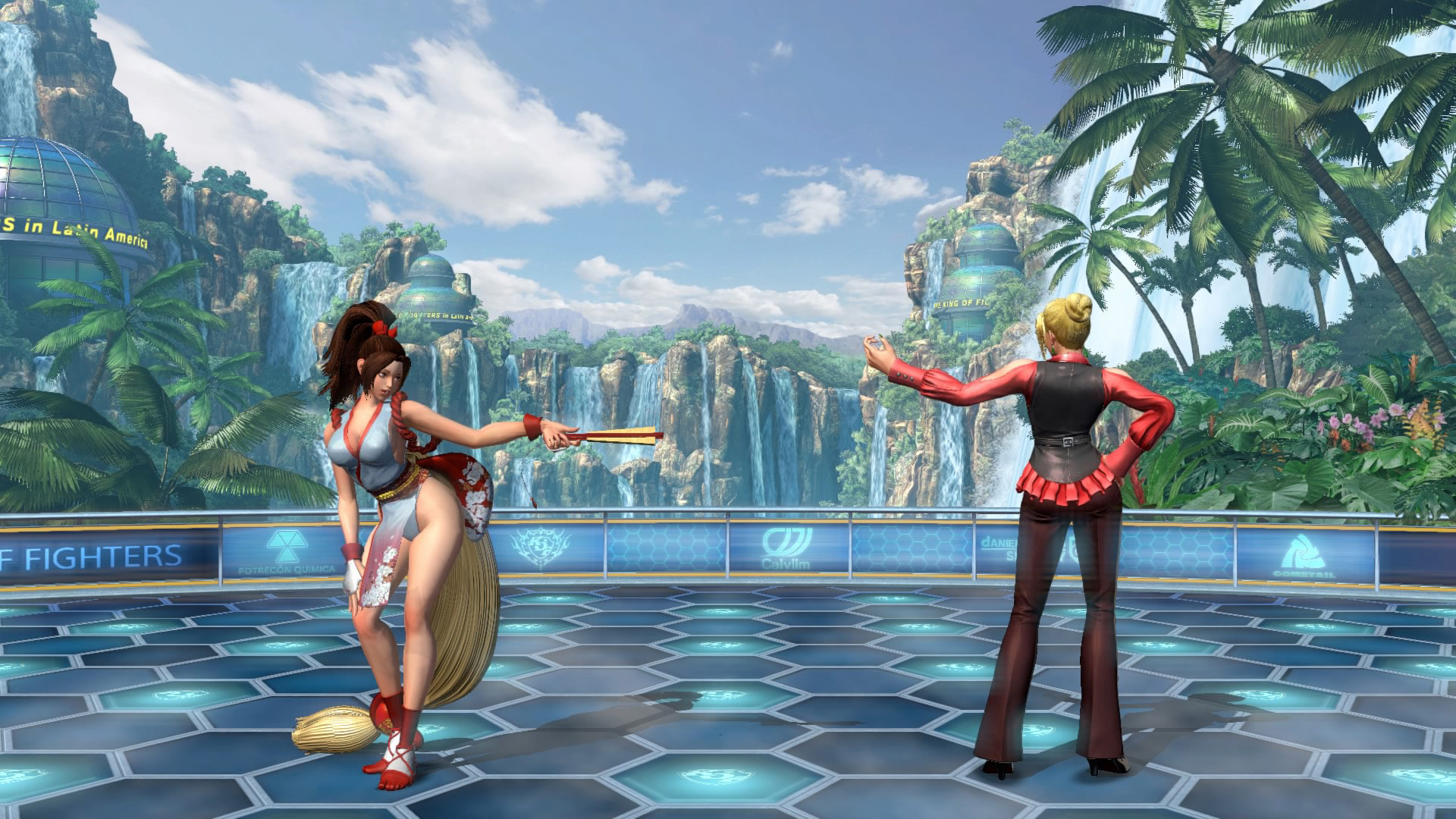 King of Fighters 14 1.10 graphics update 31 out of 60 image gallery