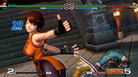 King of Fighters 14 1.10 graphics update image #34