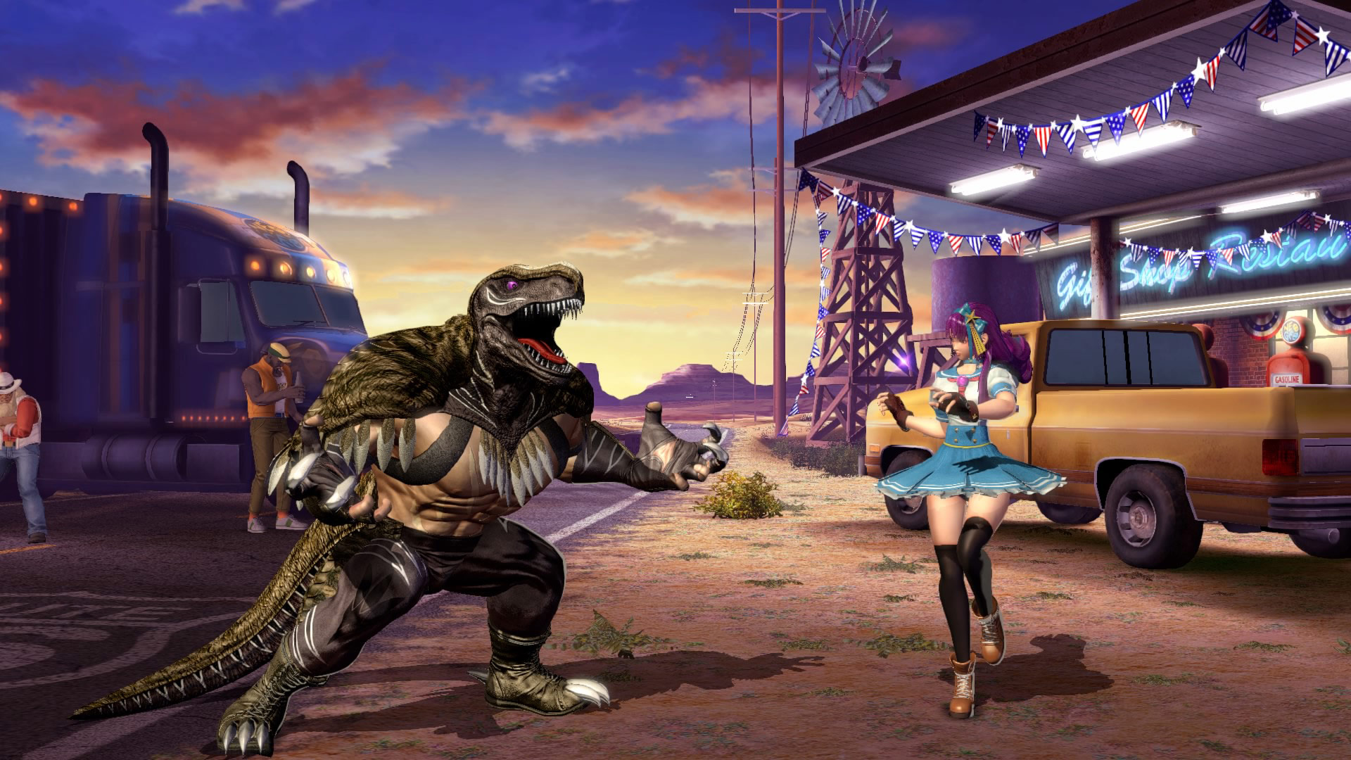 King of Fighters 14 1.10 graphics update 35 out of 60 image gallery