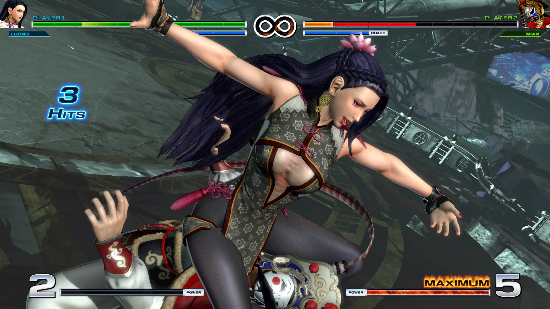 King of Fighters 14 1.10 graphics update 37 out of 60 image gallery