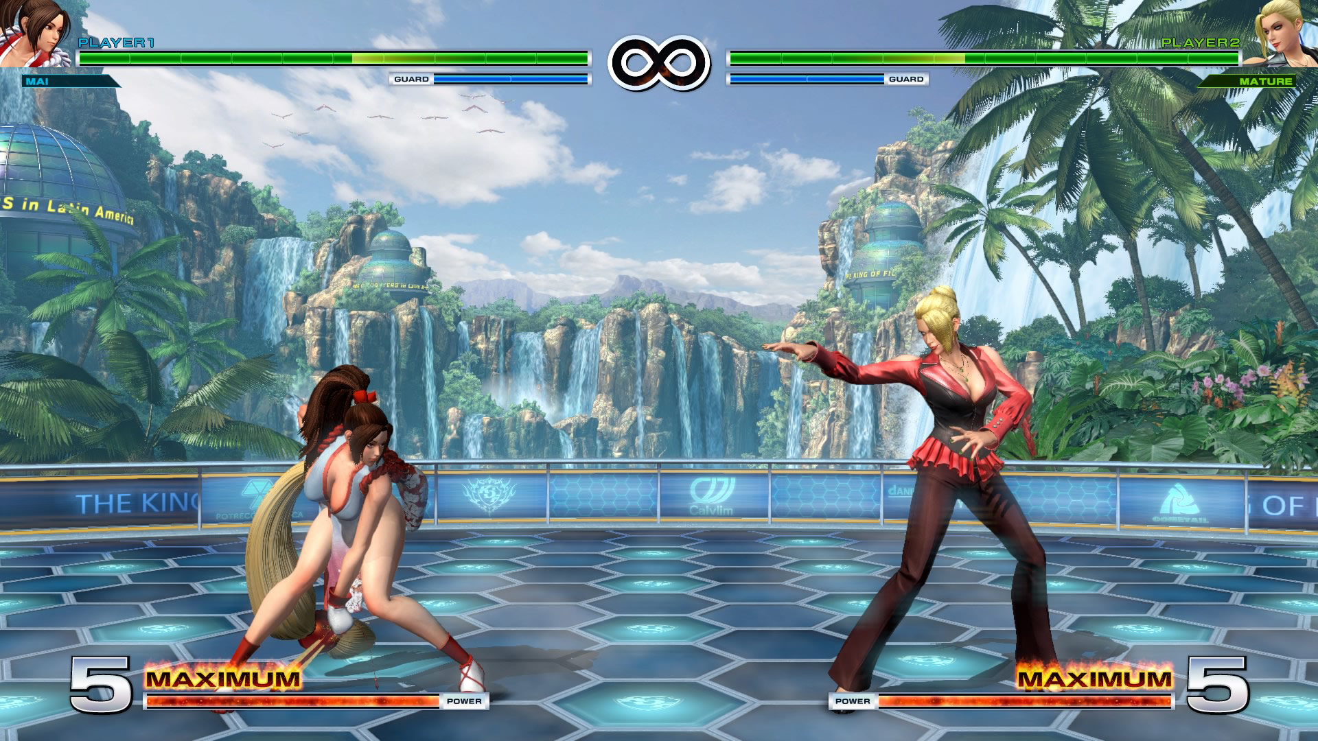 King of Fighters 14 1.10 graphics update 39 out of 60 image gallery