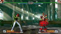 King of Fighters 14 1.10 graphics update image #40