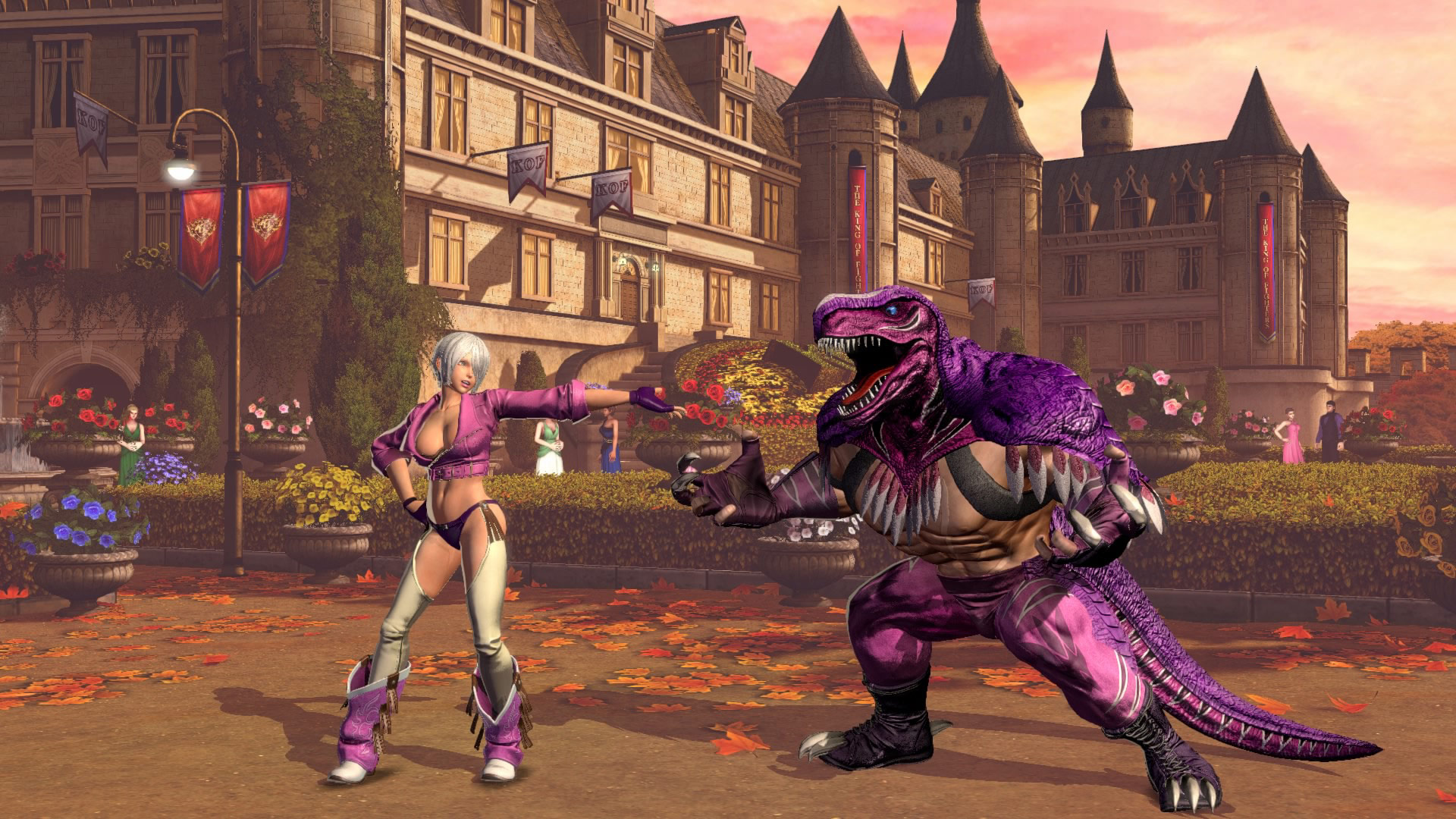 King of Fighters 14 1.10 graphics update 41 out of 60 image gallery