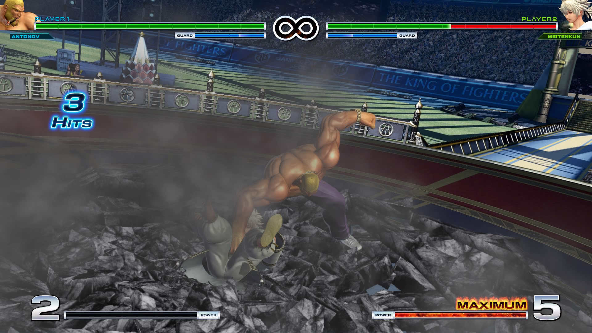 King of Fighters 14 1.10 graphics update 42 out of 60 image gallery