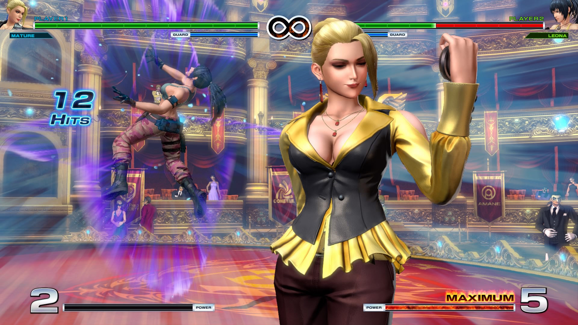 King of Fighters 14 1.10 graphics update 44 out of 60 image gallery