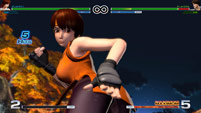 King of Fighters 14 1.10 graphics update image #46