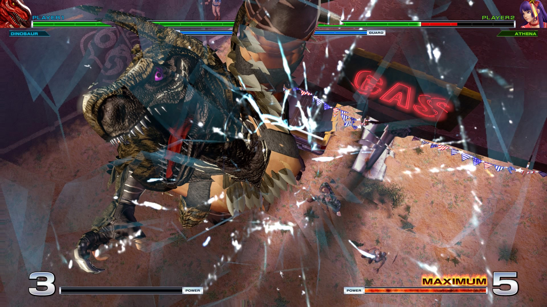 King of Fighters 14 1.10 graphics update 50 out of 60 image gallery