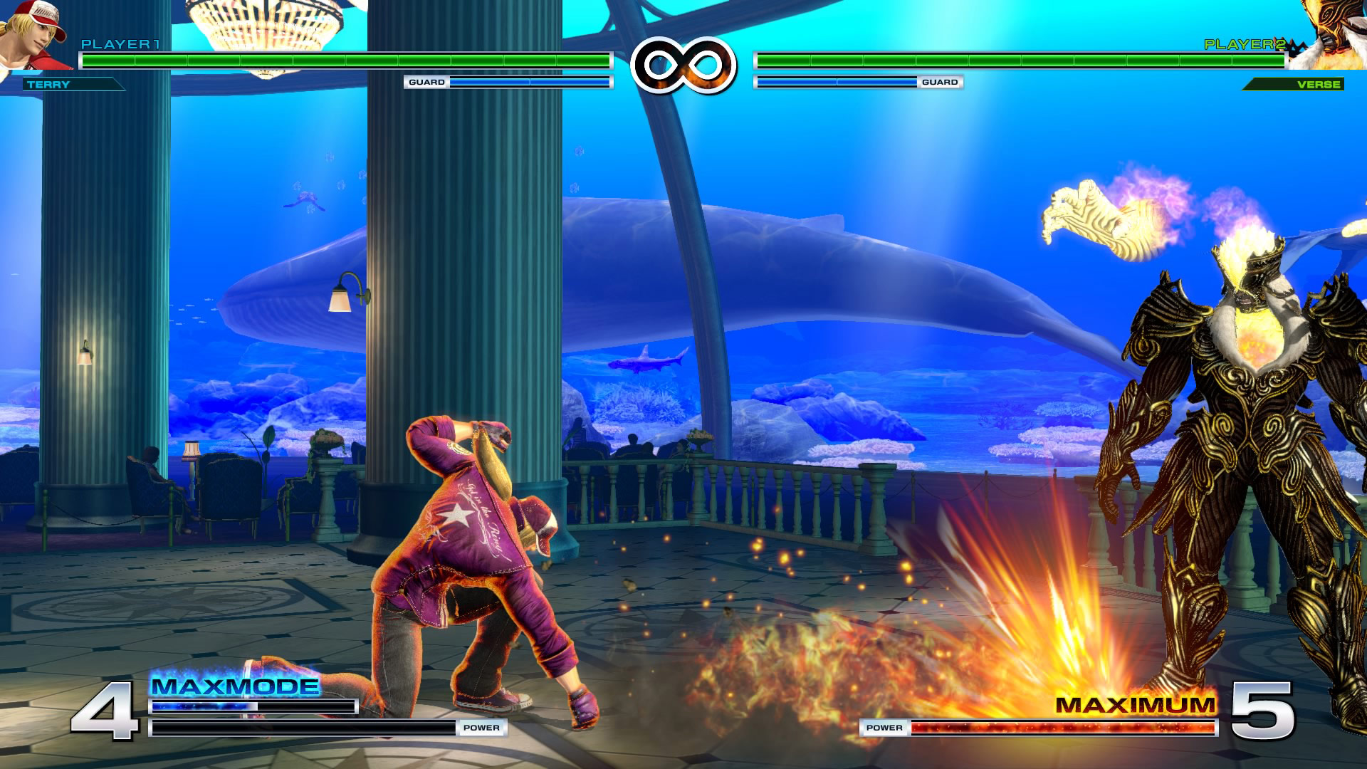 King of Fighters 14 1.10 graphics update 52 out of 60 image gallery