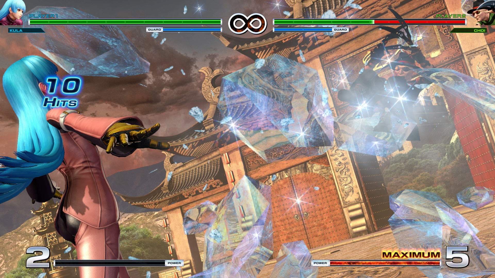 King of Fighters 14 1.10 graphics update 55 out of 60 image gallery