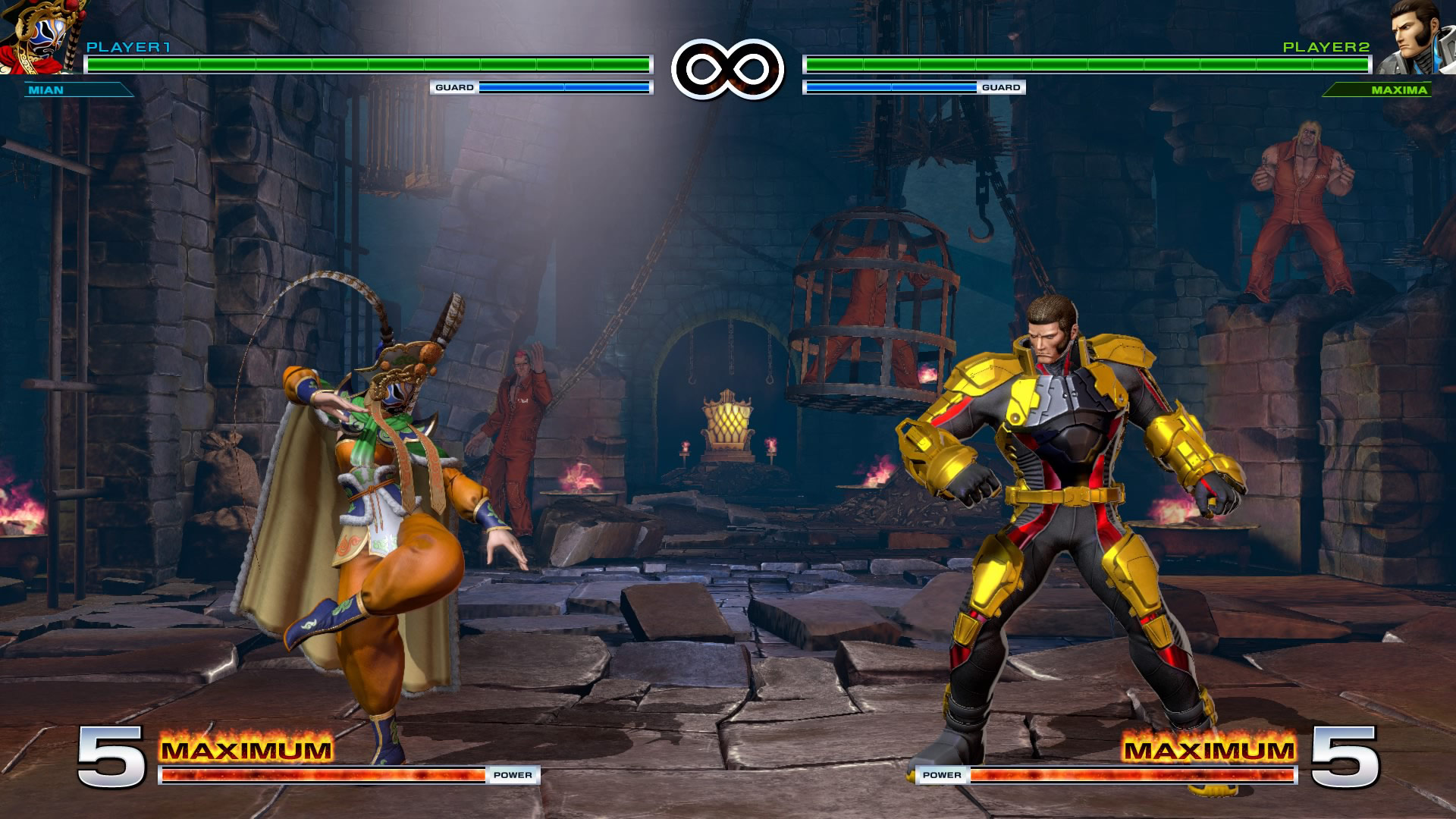 King of Fighters 14 1.10 graphics update 60 out of 60 image gallery