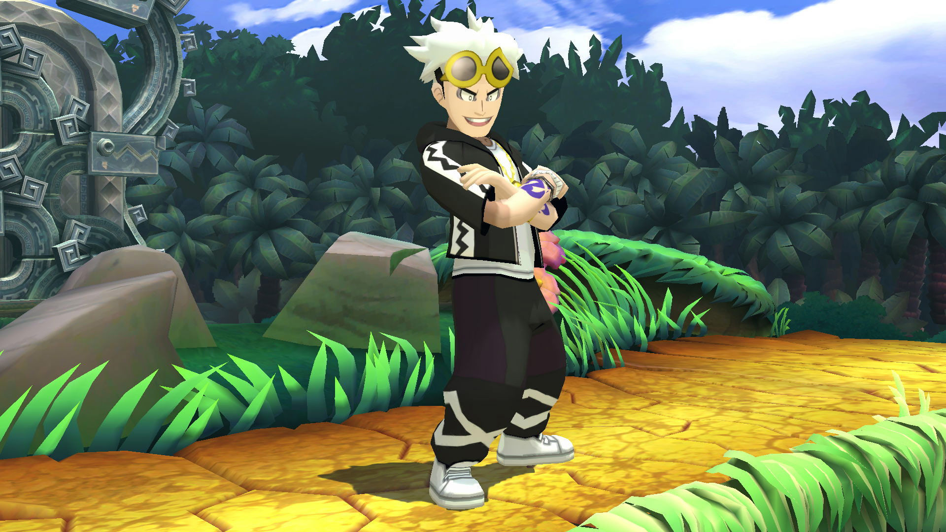 Pokemon Sun and Moon mods in Super Smash Bros.  13 out of 15 image gallery