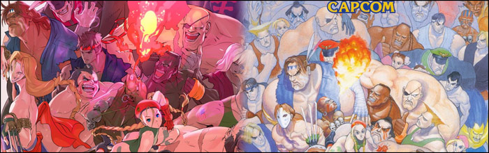 super street fighter 2 characters
