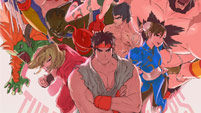 Street Fighter 2 artwork image #2