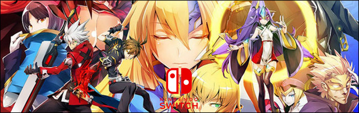 BlazBlue heading to the Nintendo Switch? Details are scarce