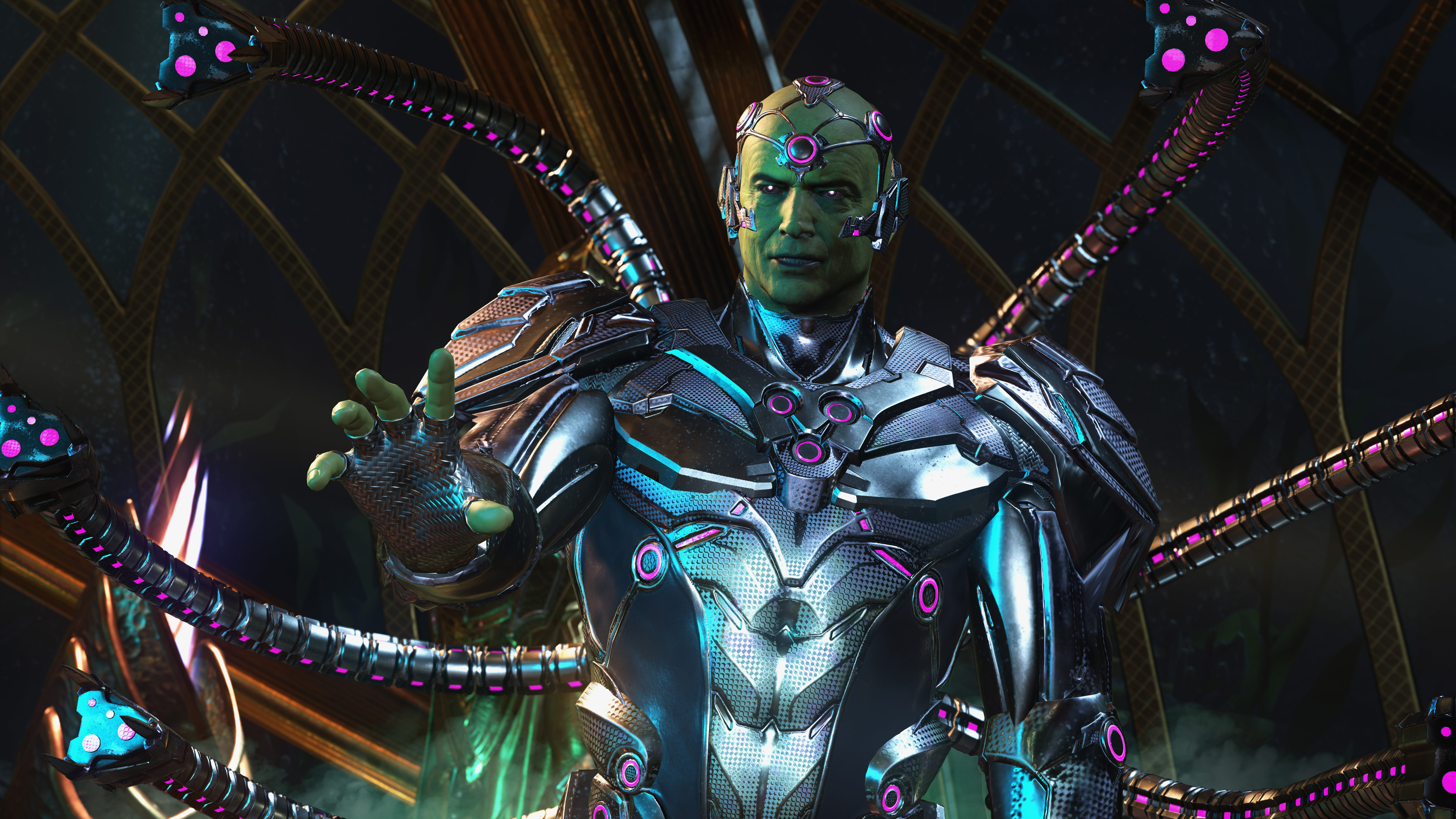 Robin and Brainiac confirmed 1 out of 2 image gallery