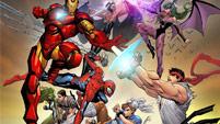 Ultimate Marvel vs. Capcom 3 comic cover image #1